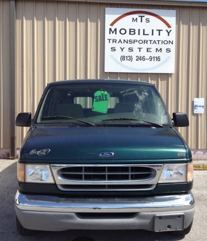 1999 ford econoline e150