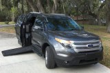 2015 Ford Explorer MXV Wheelchair van for sale