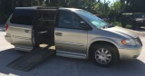 2006 Chrysler Town & Country Touring Wheelchair van for sale