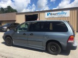 2000 Ford Windstar LX Wheelchair van for sale