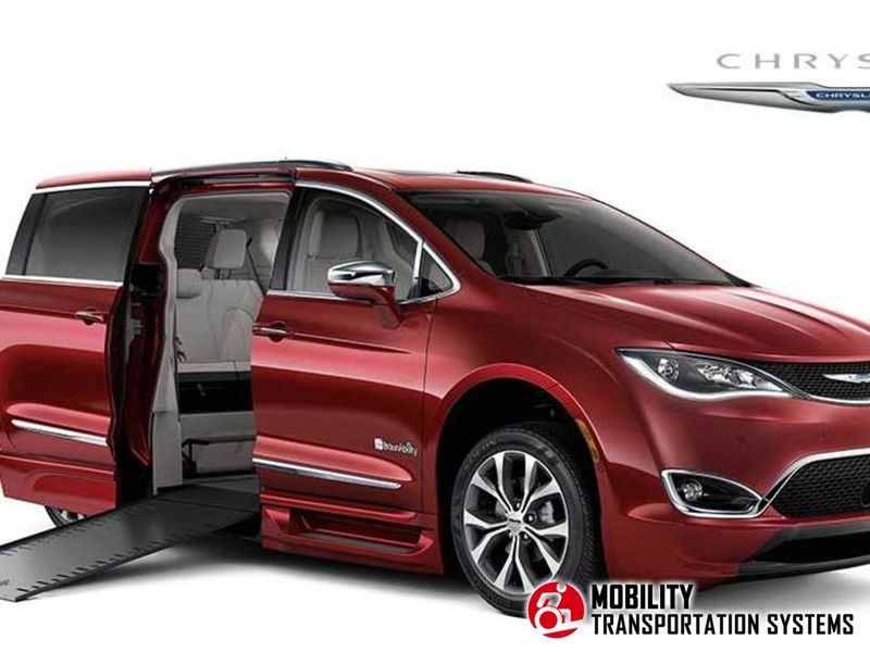 New 2018 Dodge Grand Caravan.  ConversionBraunAbility Dodge Entervan XT