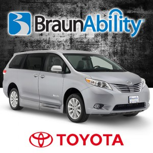 Toyota Wheelchair Vans