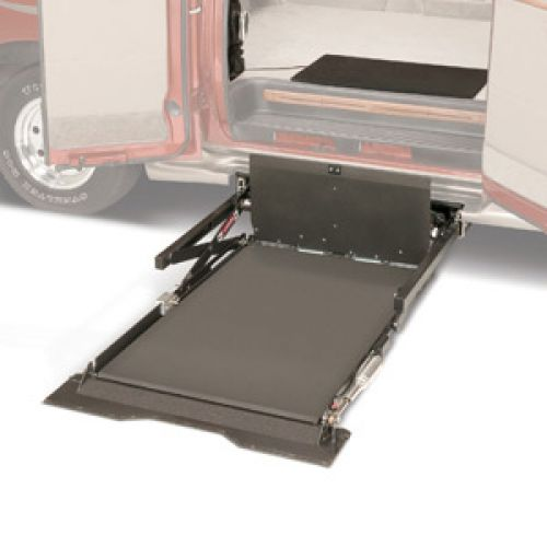 Braun Platform Wheelchair Lift